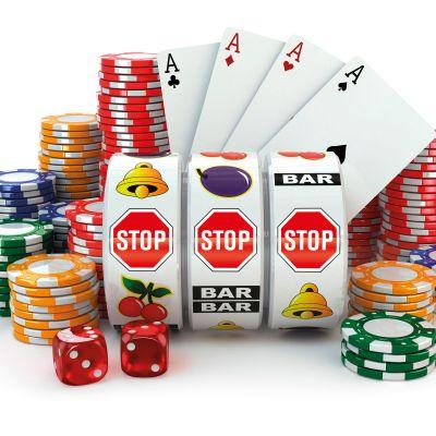 Flyer Glückspielsucht - Beratung und Prävention