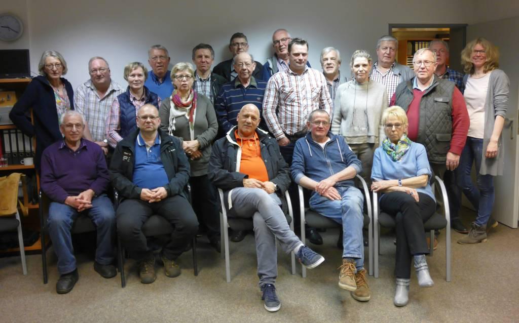 Selbsthilfegruppentreffen vom 12.04.2018
